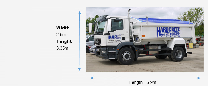 screed tipper truck hire company
